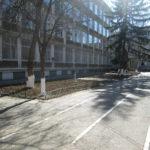 Пролетно освежаване на училищния двор